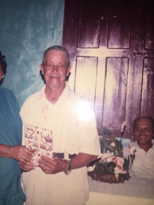 Photo/Anthony Victoria My grandfather, Don Luis Midence Cerrato. He was a union organizer in Tela, Honduras during the 1950s and 1960s.