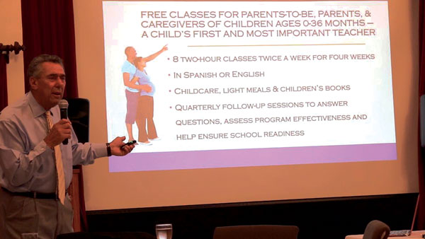 courtesy photo The Infant-Toddler Success organization is offering free parenting classes for parents in the San Bernardino City school district.