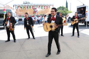 "Photo/Anthony Victoria: The mariachi group Sonidos De Mi Tierra performing the son ""Cielo Rojo (Red Sky)""."