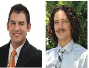 Courtesy Photos: Assemblyman Das Williams (D-Santa Barbara) and Santa Barbara City College student Nicholas Steil were instrumental in pushing for AB 1995.