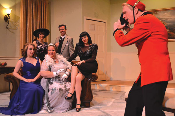 """courtesy photo/rialto community players   The Rialto Community Players 2016-17 theatre season opens Sept. 10 with """"Lend Me A Tenor"""" at the Sandra R. Courtney Community Playhouse. Auditions for two upcoming productions for the season are scheduled Sept. 13,14, 20 and 21."""