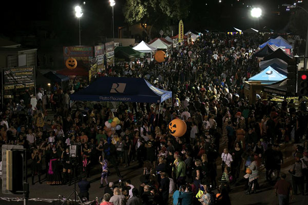 courtesy photo/ rialto network    The City of Rialto's annual Halloween fair — Halloween Hi-Jinks — is set from 6 to 10 p.m. Monday.