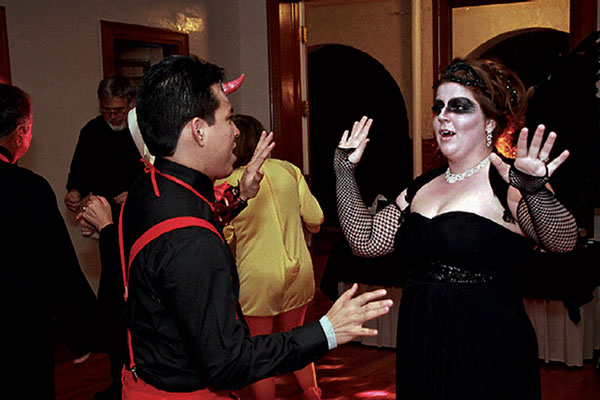 courtesy photo/boys & giirls clubs The Boys & Girls Clubs of Greater Redlands-Riverside's 2016 Mansion Masquerade at the Burrage Mansion will feature music, dancing and a haunted tour.