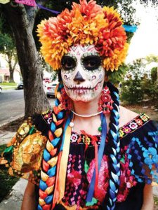 courtesy photo/olive avenue market Olive Avenue Market in Redlands will host the 7th annual Dia de los Muertos celebration Nov. 6 from noon to 5 p.m.