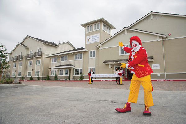 ronald mcdonald house in loma linda boosts capacity with 12 million expansion inland empire. Black Bedroom Furniture Sets. Home Design Ideas