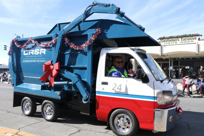 Colton Christmas Parade 2020 Colton trash rate to increase by 4.1 percent in 2018   Inland