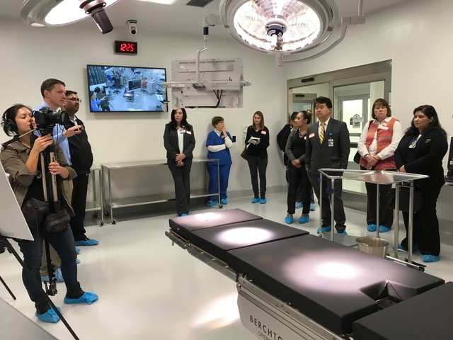 California's first dedicated transplant recovery center