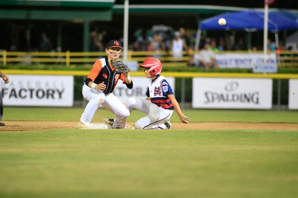 Little League Baseball, Softball Western Regional