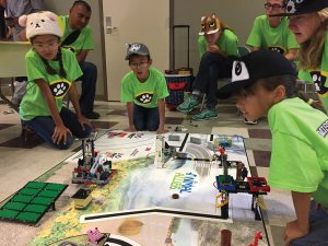 iecn photo/yazmin alvarez  Twenty teams and nearly 170 students from throughout Southern California participated in the 3rd annual Lego League Robotics Competition at Rialto Middle School Nov. 12.