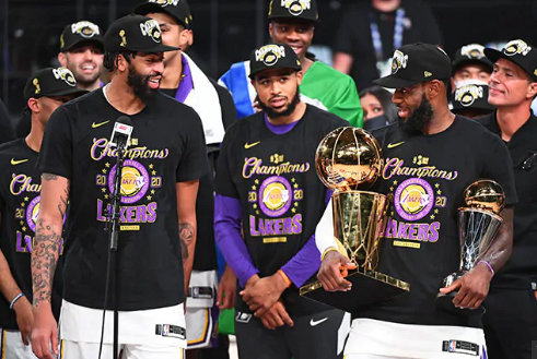 The Lakers are the 2020 NBA Champions - Inland Empire Community News